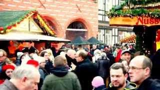 Goslar Germany  city photos : Nice Christmas Market of Goslar in Germany