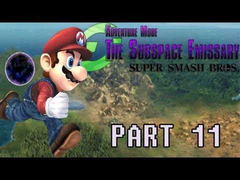 preview-Gaming with the Kwings - SSBB The Subspace Emissary part 11 co-op (Kwings)