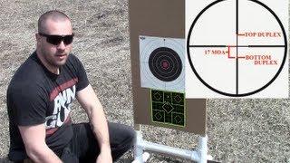 Ruger 10/22 22LR @ 500 yards