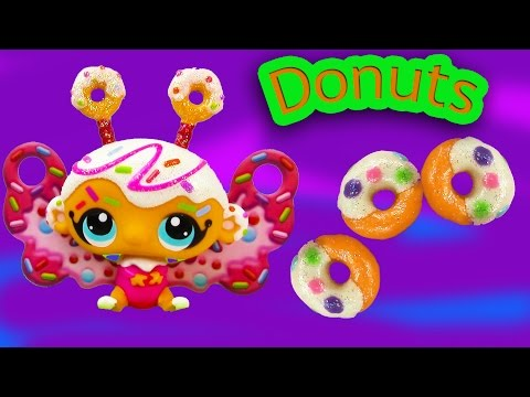 pet - SUBSCRIBE: http://www.youtube.com/channel/UCelMeixAOTs2OQAAi9wU8-g?sub_confirmation=1 Let's make super simple easy custom made playdoh orange glitter frosted donuts inspired by this LPS Candyswirl...