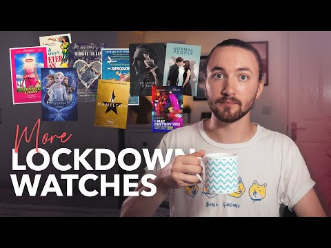 More Lockdown Watches | Hamilton, Minding the Gap & Normal People