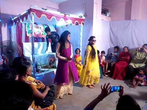 bangla dance -2018 (বাংলা ড্যান্স - 2018) Fatafati dance by cute girls