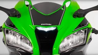 6. New 2016 Kawasaki Ninja ZX-10R - Official Video.