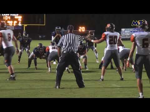 170818 Football: North Davidson at Mount Tabor