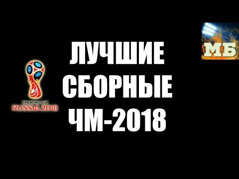 Топ-6 сборных ЧМ-2018. Кто пока круче всех?