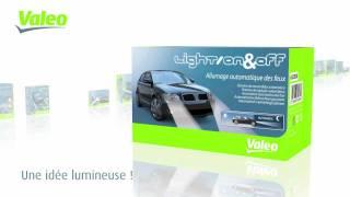 Valeo Aide à la conduite allumage automatique des feux light/on&off™