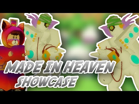 Made in Heaven Showcase | A Bizarre Day | Roblox