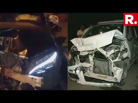 Brat Driving A Supercar Kills CRPF Trooper, Injures Two Others | #JailKillerBrat