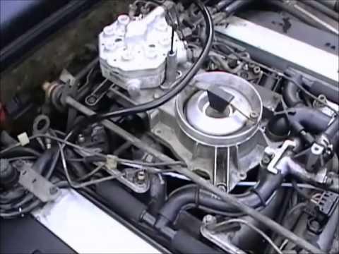 1989 Mercedes 300e Fuel System 1989 Free Engine Image
