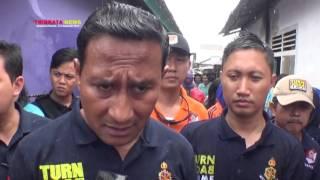 WARGA RICUH SAAT REKONSTRUKSI PEMBUNUHAN DI SEMABUNG LAMA PANGKALPINANG