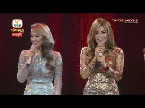 San Sreylai and Pich Sophea, Phoek Luong Khluoneng, The Voice Cambodia 2016