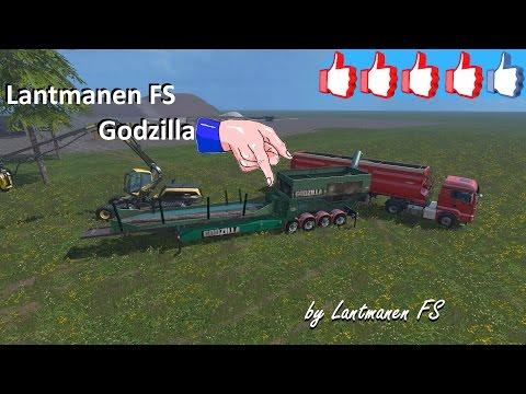 Lantmanen FS Godzilla v1.0