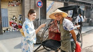 Explored Asakusa, Tokyo with ili, an instant translator! https://iamili.com/ Was a very interesting and fun experience testing it out in real life travel situations :D ...