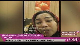 Download Video Anak akan Dipenjara, Ibunda Meldi Lontarkan Kata-kata Kasar di Sosmed - iSeleb 12/11 MP3 3GP MP4