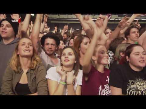Die Rockpalast-Aufzeichnung des FSF-Konzerts im E-Werk Köln am 25. November 2016. Ostrava, Wir haben immer noch uns (noch unveröffentlicht!), Brennen, Lass uns gehen und Wut wurden auch gespielt,...