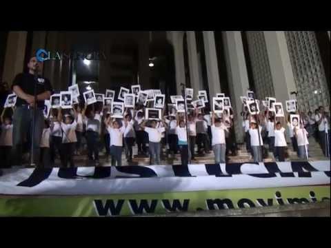 Marcha ABC 3er. Aniversario luctuoso. - video principal