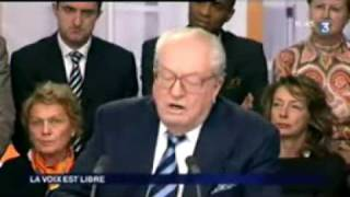 Video Jean-Marie Le Pen refroidit deux journalistes MP3, 3GP, MP4, WEBM, AVI, FLV Oktober 2017