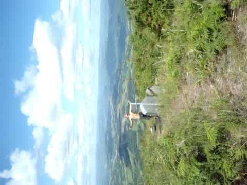 Caminhada ao topo da Serra da Santa em Chapadão do Lageado - SC.5