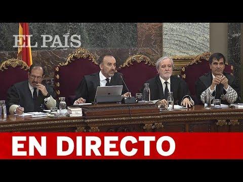 DIRECTO JUICIO DEL PROCÉS  Declaran agentes de la GUARDIA CIVIL y de los MOSSOS