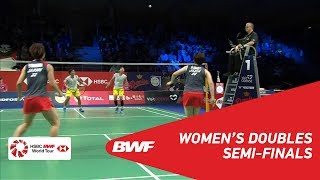 Download Video SF | WD | FUKUSHIMA/HIROTA (JPN) [1] vs POLII/RAHAYU (INA) [3] | BWF 2018 MP3 3GP MP4