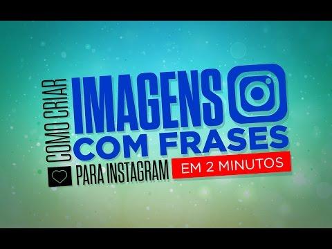 Imagens com mensagens - Como criar imagem com frases para instagram com Textgram