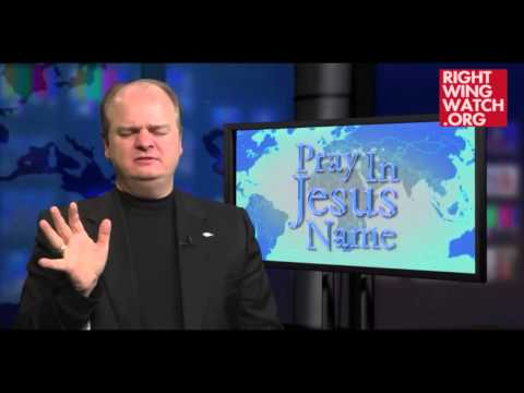 RWW News: Gordon Klingenschmitt Says Americans Should Rely On God For Healthcare