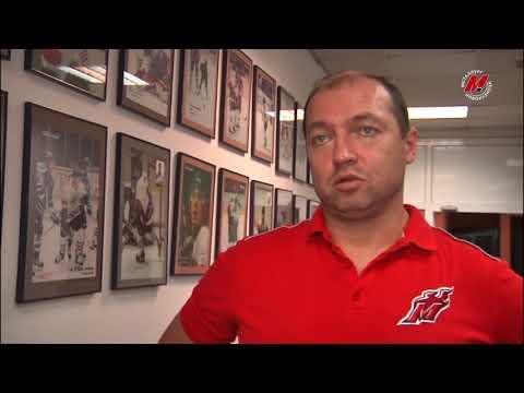 Вадим Шахрайчук: «У нас еще однозначно будет усиление состава. Думаю команда станет еще сильнее» - DomaVideo.Ru