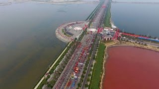 Yuncheng China  city images : China;s Dead Sea in Yuncheng turned blood red - MUST WATCH - 11 Clicks