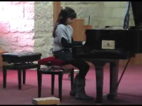 Shahd Nara - my first piano competition