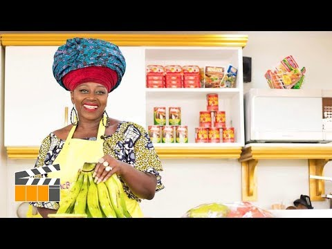 McBrown's Kitchen With Akumaa Mama Zimbi | SE03 EP01