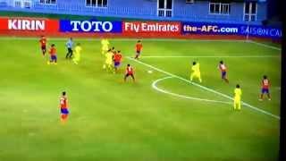 afc u-19選手権2012 - 動画・画...