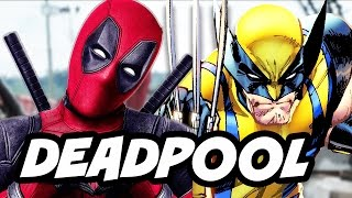 Deadpool Oscars 2017 Trailer and Wolverine Logan Future Crossover Explained