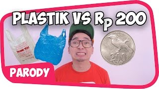 Video PLASTIK BERBAYAR vs RP 200 Wkwkwkkw [kompilasi Instagram] MP3, 3GP, MP4, WEBM, AVI, FLV Desember 2017