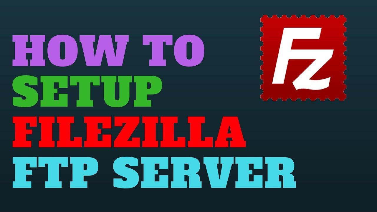 How to Setup Filezilla FTP Server by Britec