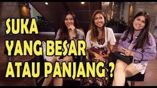 Download Video SUKA YANG BESAR ATAU PANJANG ❓ 🙈  🙈  🙈 | SOSIAL EKSPERIMEN INDONESIA MP3 3GP MP4
