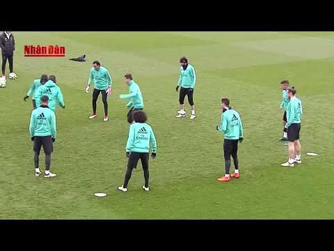 Tin Thể Thao 24h Hôm Nay (7h - 6/3): Real Madrid Đầy Đủ Binh Hùng Tướng Mạnh Cho Trận Tiếp Đón PSG - Thời lượng: 5:41.