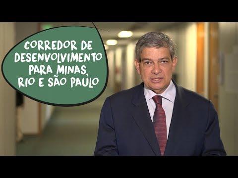 Pestana: desenvolvimento entre Minas, Rio e São Paulo