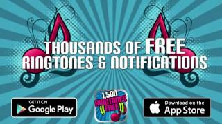 1500 Free Ringtones YouTube video