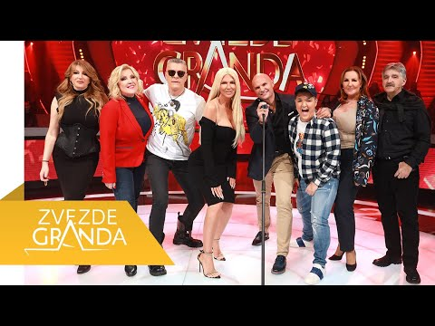 ZVEZDE GRANDA 2021 – cela 54. emisija (13. 02.) – snimak zadnje emisije – Dalje su prošli Dušica, Zorana, Mahir, Emir, Bojan, Aleksandar, Nikola, Natalija, Marijana i Melani