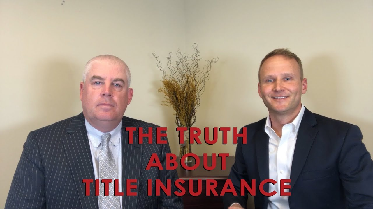 Why Do You Need Title Insurance?