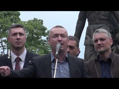 Пајтић: Бранимо ваше гласове и наду да Србија може бити пристојна држава