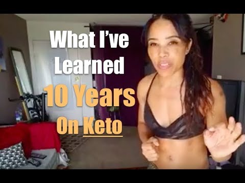 Atkins diet - WHAT I'VE LEARNED  -10 YEARS -  ON THE KETOGENIC DIET!!!!!