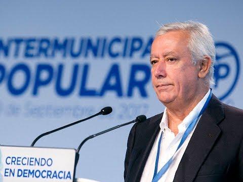 """Arenas sobre Cataluña: """"Ahora nos toca demostrar que estamos a la altura de las circunstancias"""""""