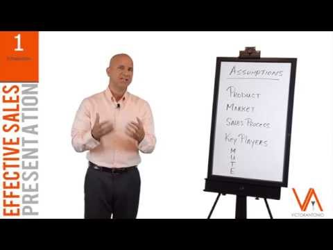 Sales Presentations 1/9 - How To Deliver An Effective Sales Presentation - Sales Process