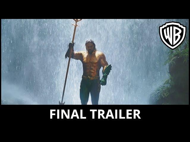 Anteprima Immagine Trailer Aquaman, trailer finale italiano del film con Jason Momoa