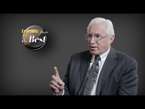 What makes a good leader? by Dick Brandt, Director of the Iacocca Institute