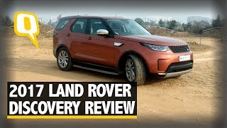 2017 Land Rover Discovery Review | The Quint
