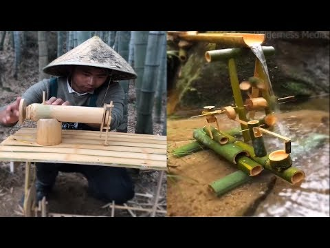 Amazing Ideas Build Bamboo Furniture