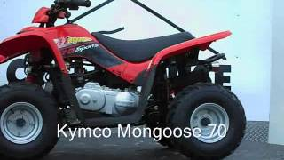 8. Mongoose 70 ATV