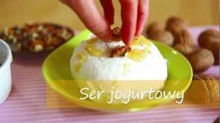 Przepis na ser jogurtowy domowej roboty